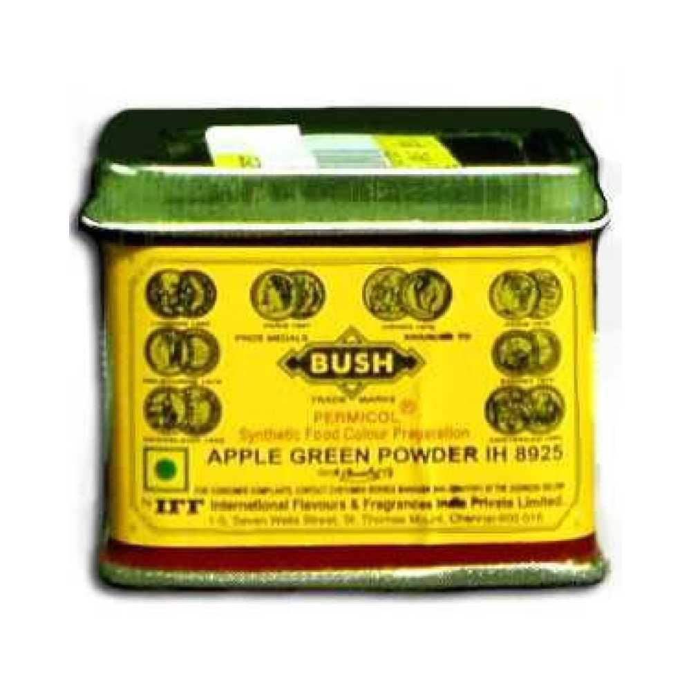 Picture of Bush Apple Green Powder Food Colour 100gm