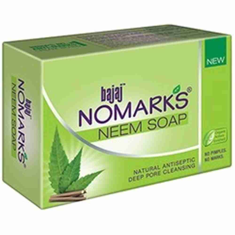 Picture of Nomarks Neem Lemon Soap 100gm