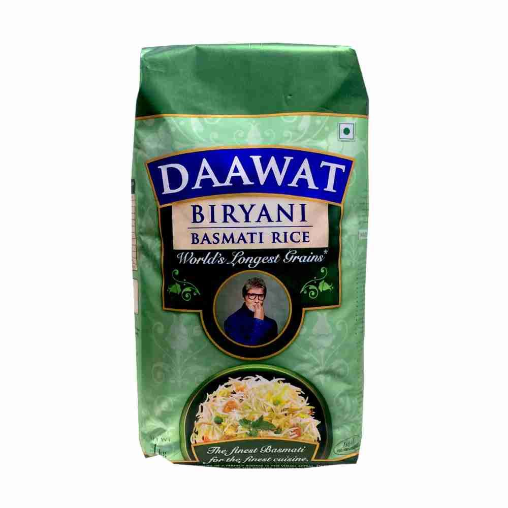 Picture of Daawat Basmati Rice  Biryani 1kg