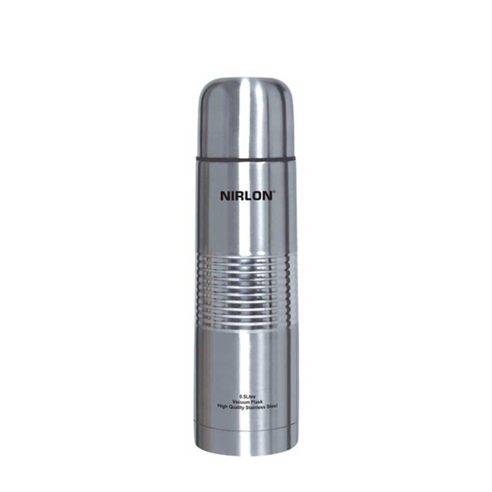 Picture of Nirlon Stainless Steel Vacuum Flask NR-48634