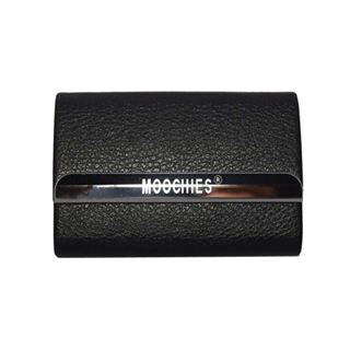 Picture of Moochies Leatherette Card Holder (emzmocch001black)