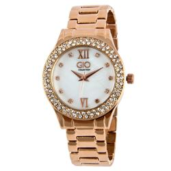 Gio Collection Analog Women's Watch FG2002-44