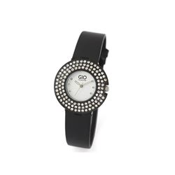 Gio Collection Analog Women's Watch GLC-4001F