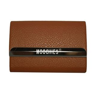 Picture of Moochies Leatherette Card Holder (emzmocch001tan)