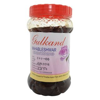 Picture of Pure Gold Rose Petal Sweet Preserve Gulkand 400gm