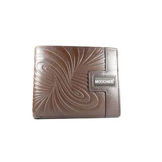 Picture of Moochies Leather  Men's  Wallet (emzmocgw301brown)