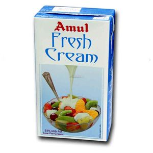 Picture of Amul Fresh Cream 200ml