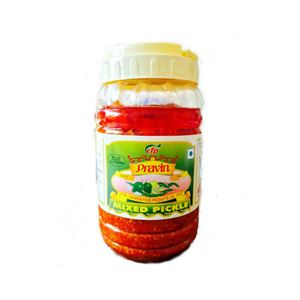 Picture of Pravin Mixed Pickle Jar 200gm