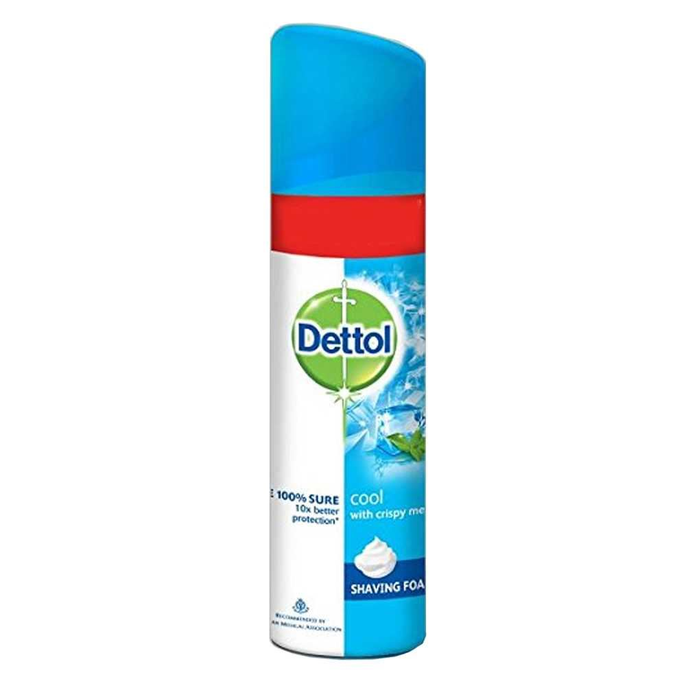Picture of Dettol Shaving Foam Cool 200gm