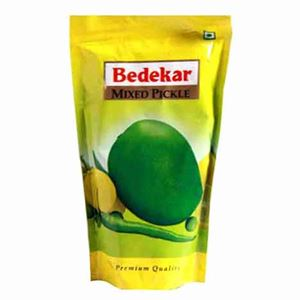 Picture of Bedekar Mixed Pickle Pouch 200gm
