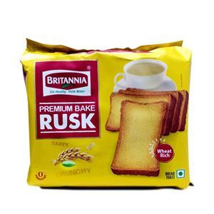 Picture of Britannia Premium Bake Rusk 90gm
