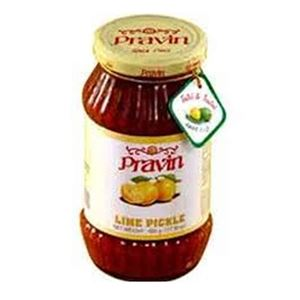 Picture of Pravin Lime Pickle 200gm Jar