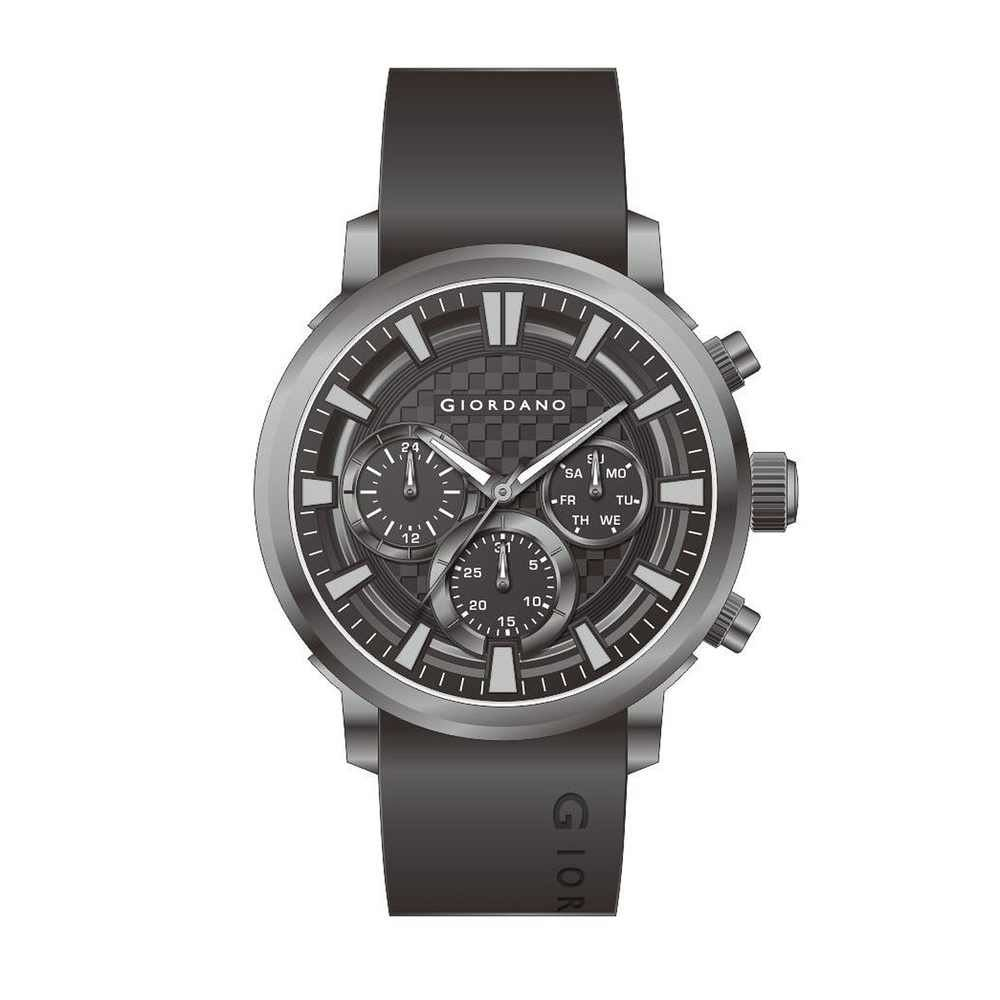 Picture of Giordano Analog Men's Watch P1055-01
