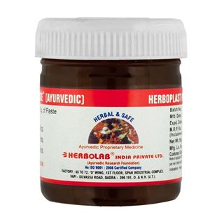 Picture of Dr. Vaidya's Herboplast Relief from Sprain and Muscular Pain 50gm Bottle