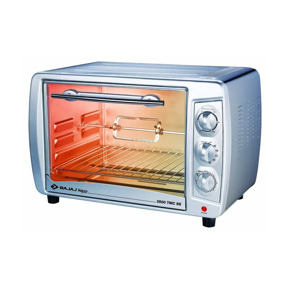 Picture of Bajaj 3500 TMCSS Oven Toaster Grinder
