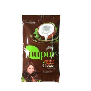 Picture of Godrej Nupur Cream Dark Brown Hair Colour (1 Pc)