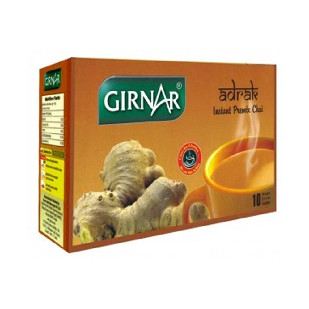 Picture of Girnar Green Tea Ginger 10pcs