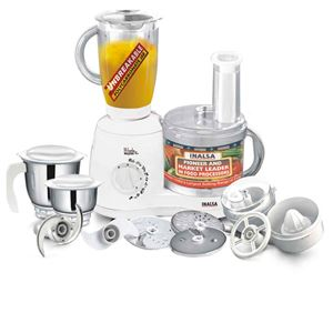 Picture of Inalsa Food Processor  Wonder Maxie Plus 650w