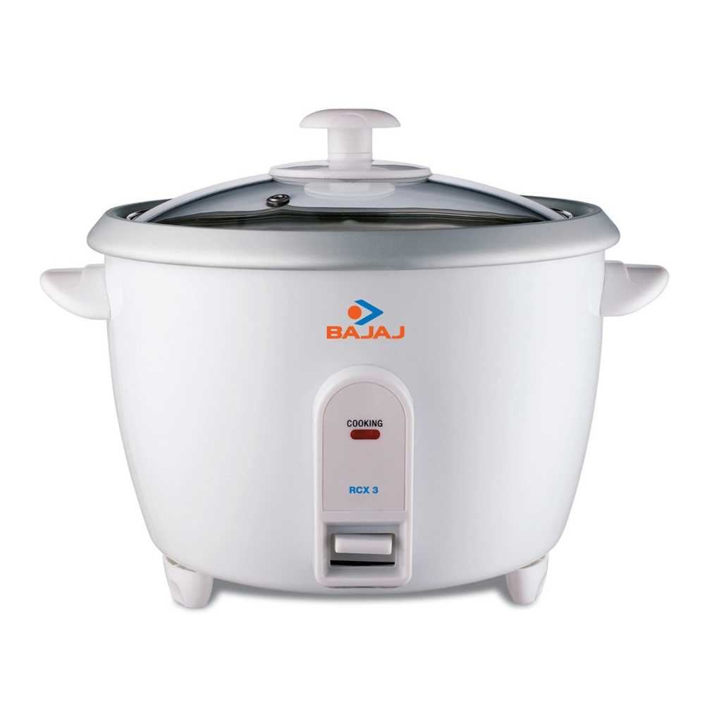 Picture of Bajaj Majesty New RCX 3 Electric Rice Cooker
