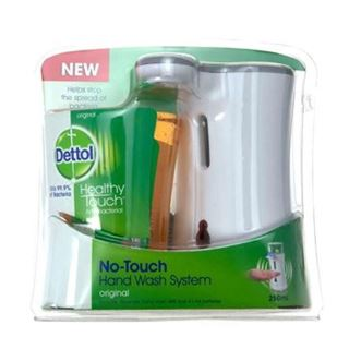 Picture of Dettol No-Touch Hand Wash Kit 250ml