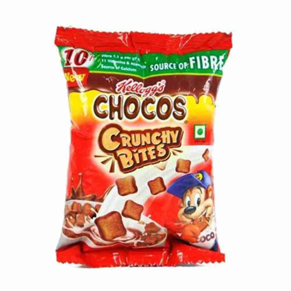 Picture of Kelloggs Chocos Crunchy Bites 27gm Pp