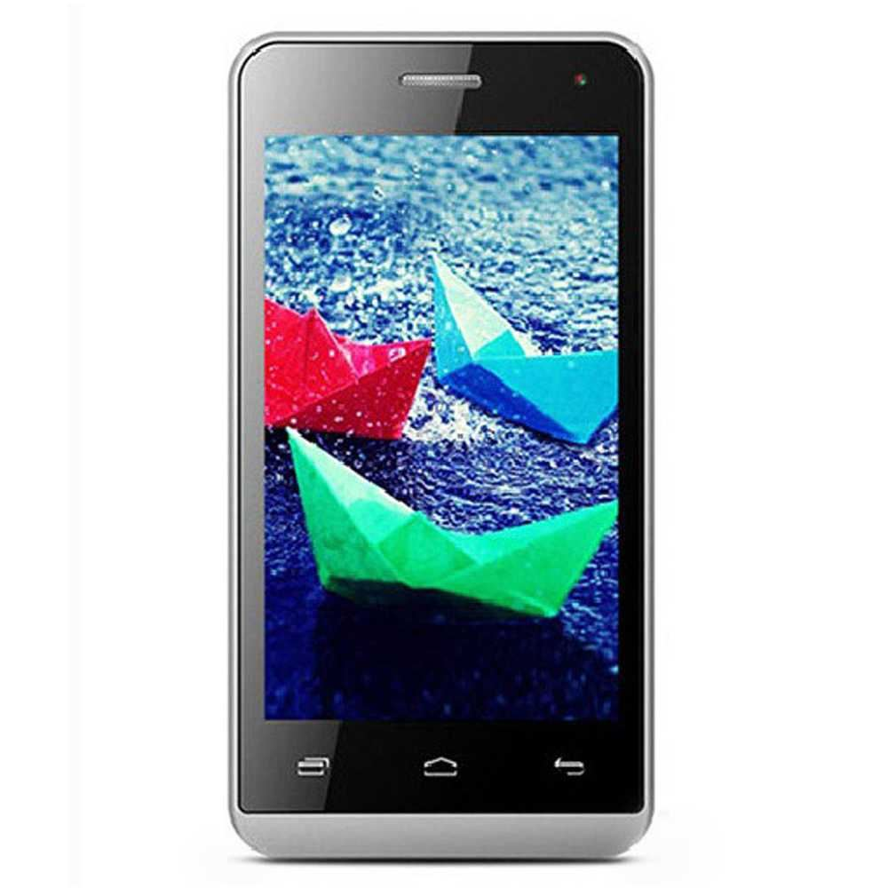 Picture of Micromax Bolt Q324 Mobile (Silver)