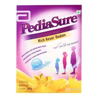 Picture of Pedia Sure Powder Kesar Badam 200gm