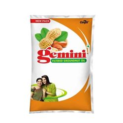 Picture of Gemini Filtered Groundnut Oil 1 Ltr