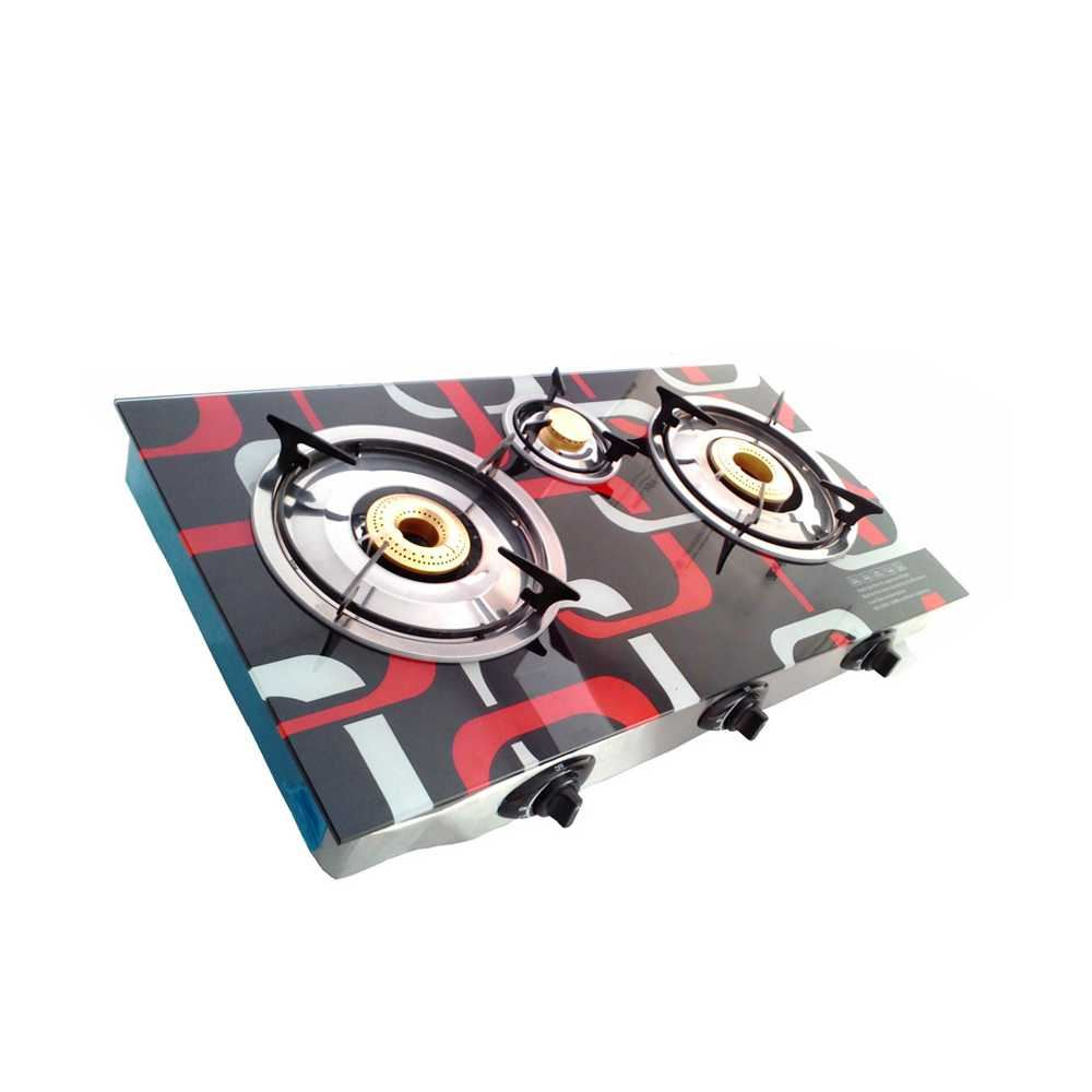 Picture of Homelife LPG Glass 3B Digital Cooktop