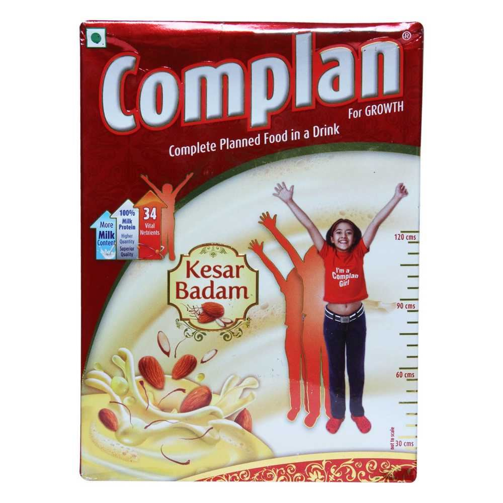 Picture of Complan Health Drink Kesar Badam 500gm