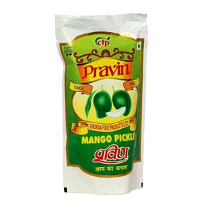 Picture of Pravin Mixed Pickle Pouch 200gm