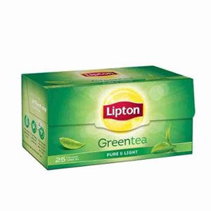 Picture of Lipton Green Tea Pure & Light 25 Sachet