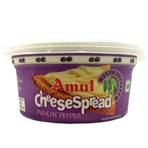 Picture of Amul Cheese Spread Pepper 200gm