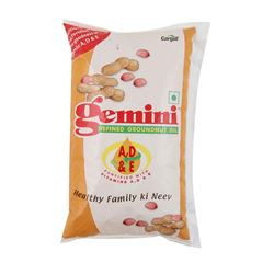 Picture of Gemini Groundnut Oil 1 Ltr