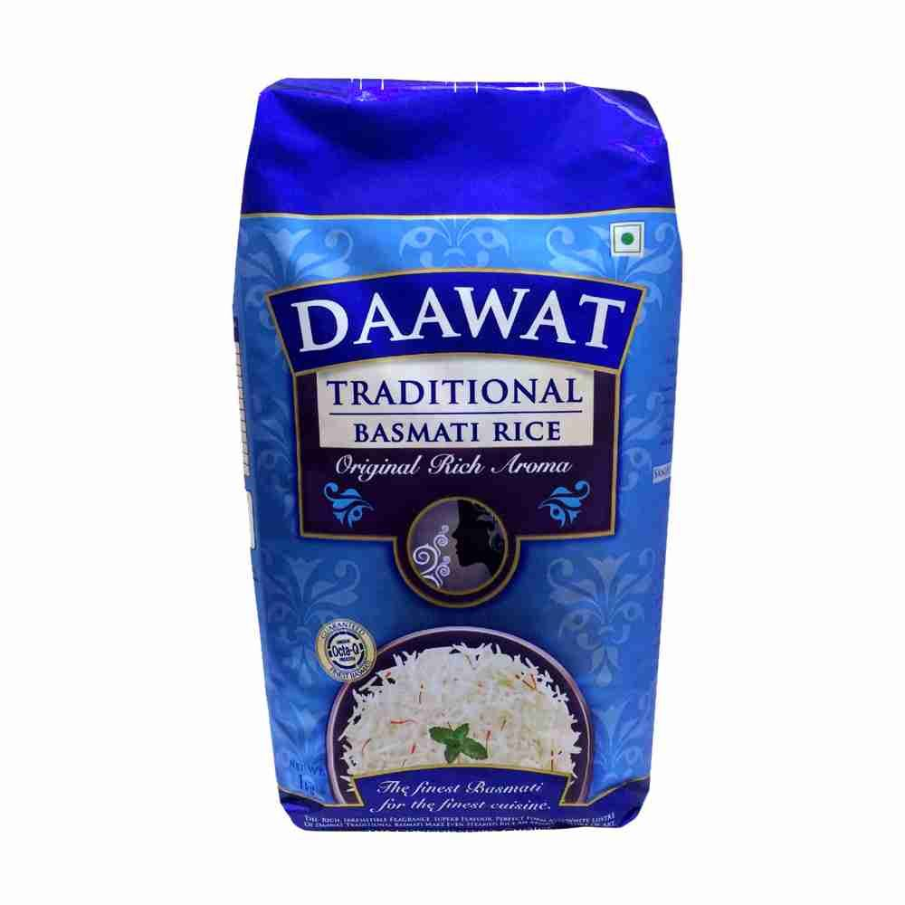 Picture of Daawat Basmati Rice Traditional 1kg