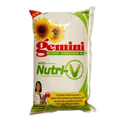 Picture of Gemini Sunflower Oil 1 Ltr