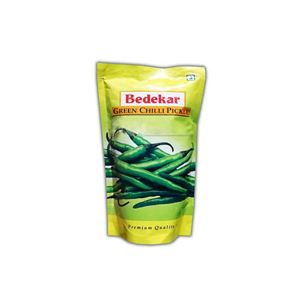 Picture of Bedekar Green Chilli Pickle Pouch 200gm