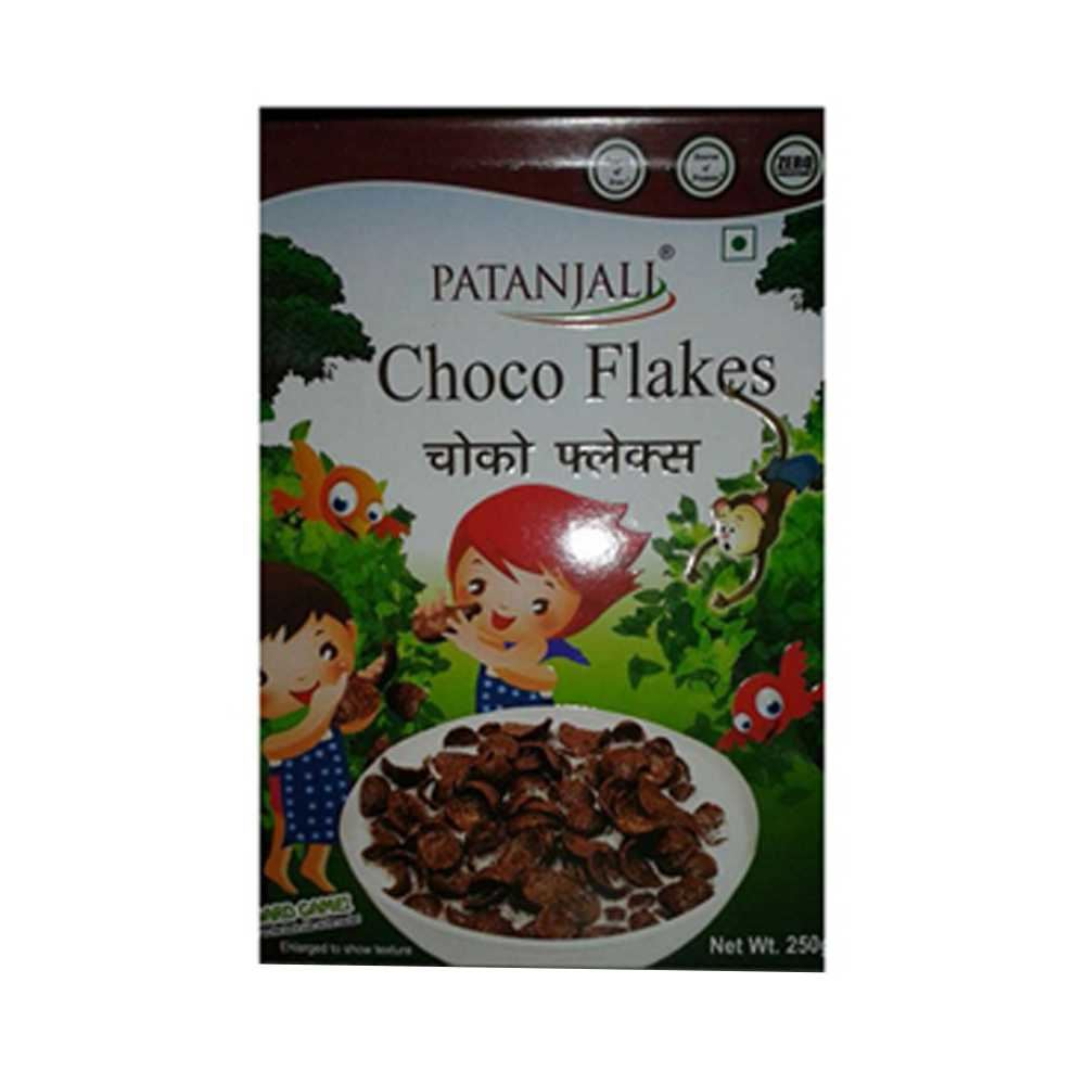 Picture of Patanjali Choco Flakes 250gm