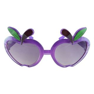 Picture of Polo House USA Kids Sunglasses Purple (HelloB1204purplegrey)