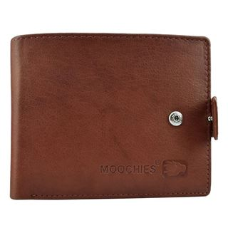 Picture of Moochies Leather Men's Wallets (emzmocgw66anttan)