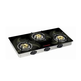 Picture of Butterfly Reflection AI LPG Stove-SPL Pine 3 Burner
