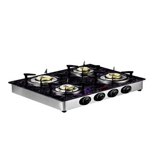 Picture of Butterfly Gas Stove  Top-Tulip 4 Burner Glass L3560I00000
