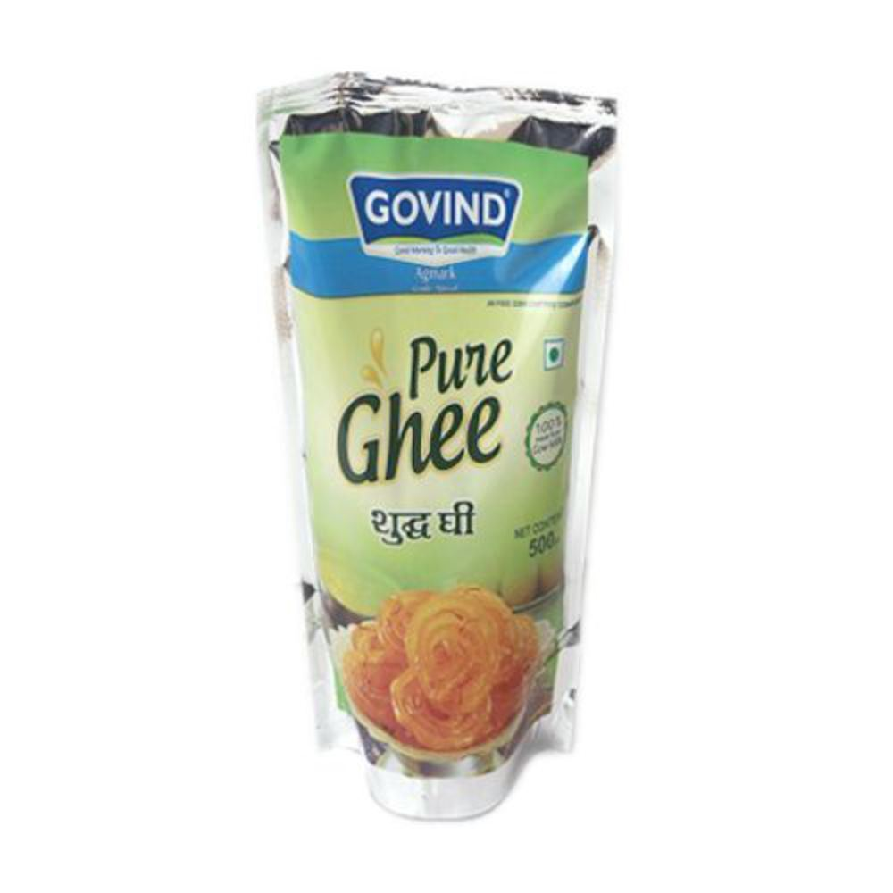 Govind Ghee 500ml pouch