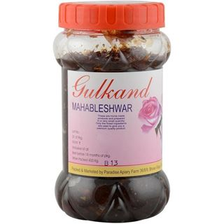 Picture of Pure Gold Rose Petal Sweet Preserve Gulkand 170gm