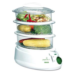 Picture of Inalsa Food Steamer Magicook 3 800W
