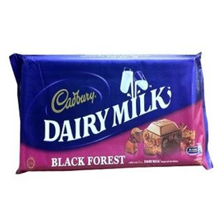 Picture of Cadbury Dairy Milk Black Forest 38gm