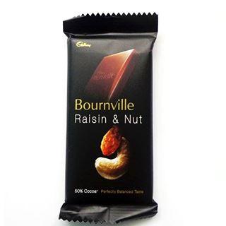 Picture of Bournville Cadbury Raisin & Nuts 33gm