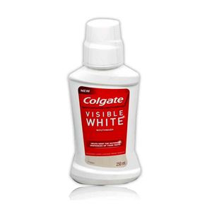 Picture of Colgate Visible White Mouthwash 250ml