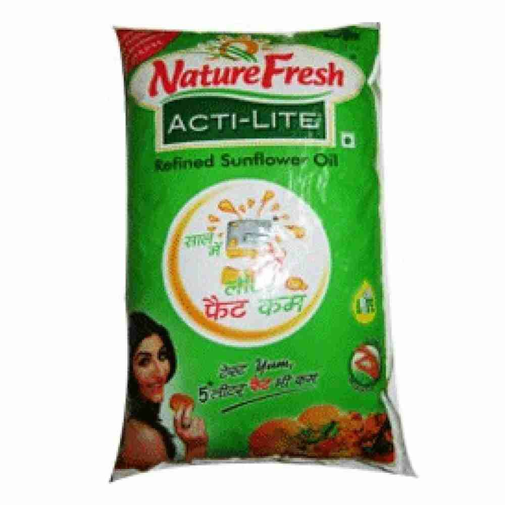 Picture of Nature Fresh Sunflower Oil 1ltr