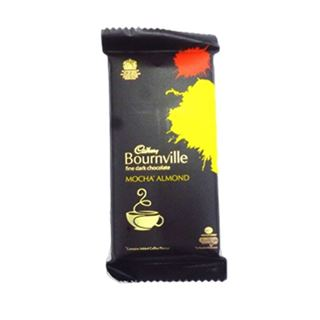 Picture of Bournville Cadbury Mocha Almond 80gm